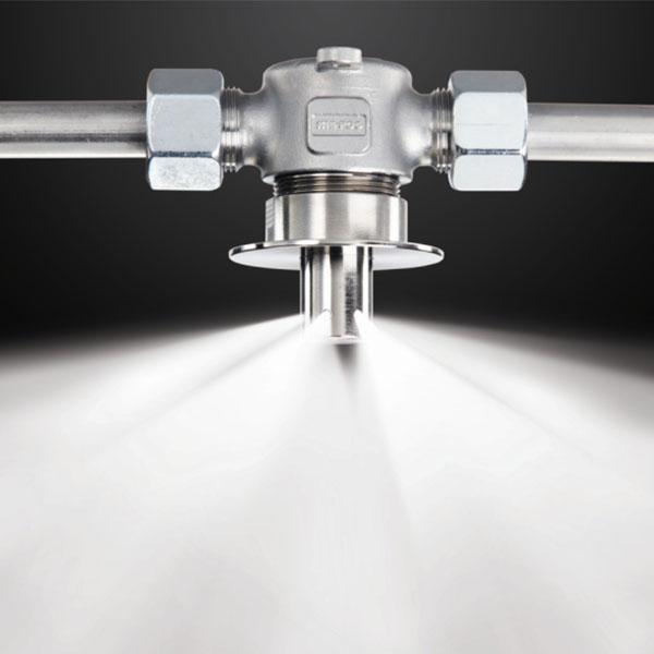 Pressure Test Fire Mist Systems Sarum Hydraulics