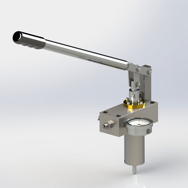 Hydraulic Hand Pump : Massive range of hydraulic manual pumps