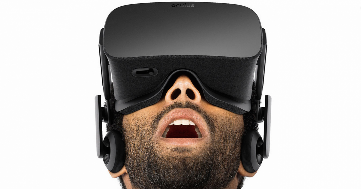 Oculus Rift is set to take the gaming world to another dimension.