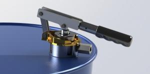 skydrol drum pump