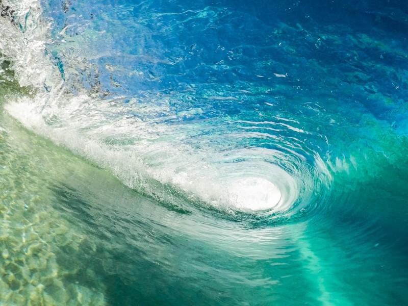 Seawater desalination & water treatment uses renewables