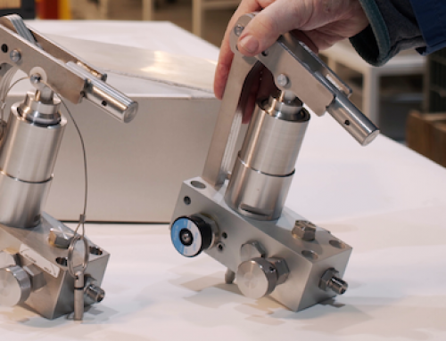 Why our Micropac MD two speed hydraulic hand pump is a game changer