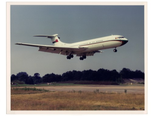 When VC10 Aircraft Flew the Flag for UK aerospace